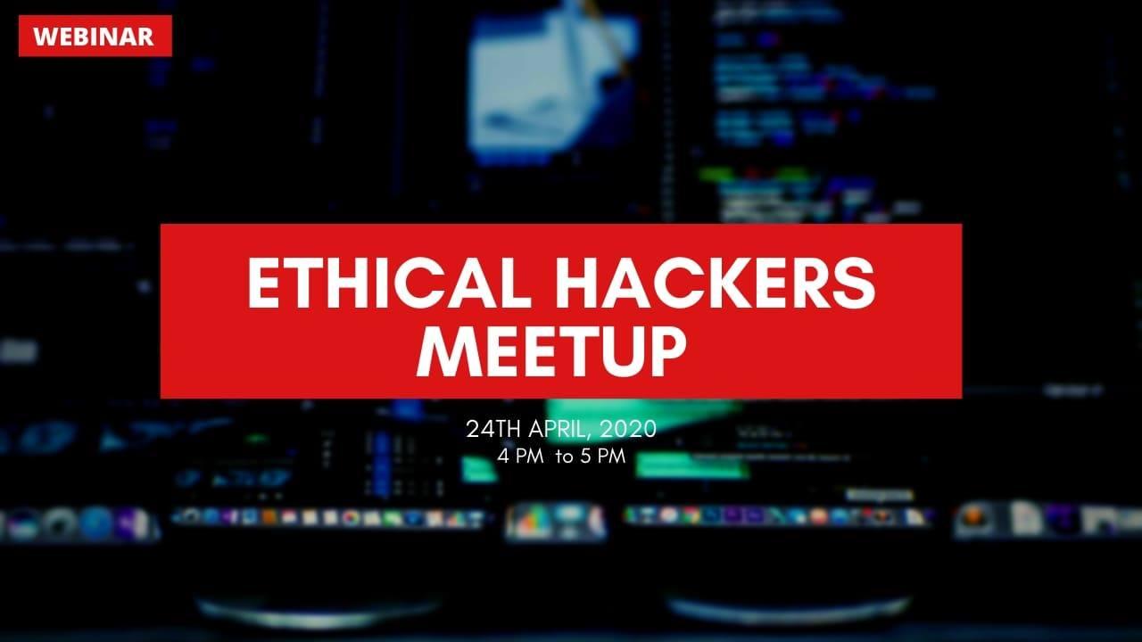 Ethical Hackers Meetup Nepal