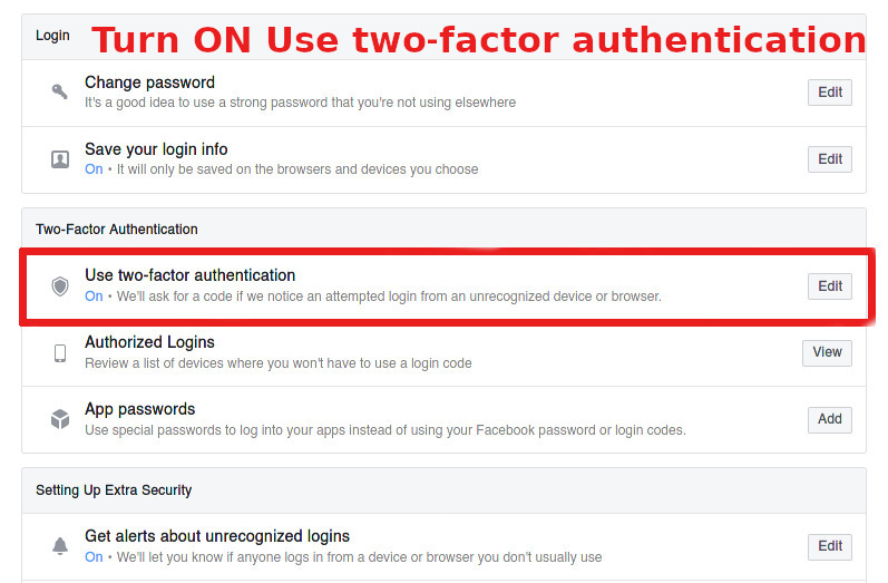 Facebook Phishing Attack Spread Through Social Media