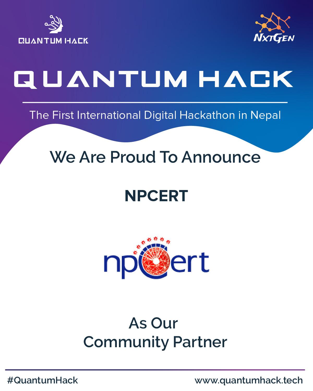 Community Partner of QuantumHack 2020